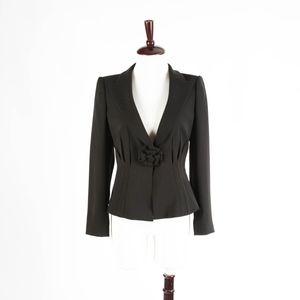 ARMANI COLLEZIONI – Black Blazer Jacket – 12